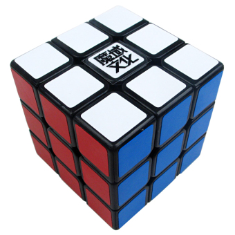 Harga MoYu Weilong 57mm 3x3x3 Cube Puzzle Plus black (EXPORT)