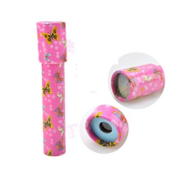 Harga Educational Toy Children Kids Classic Plastic Kaleidoscope Kids Toy - intl