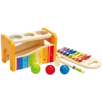 Harga Hape Pound and Tap Bench with Xylophone