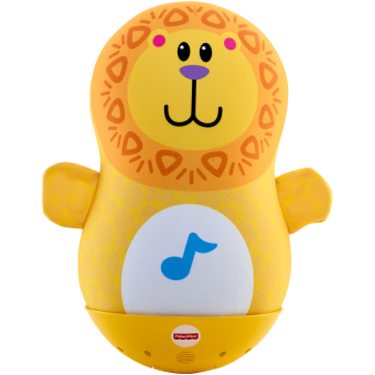 Harga Fisher-Price® Growing Baby® Bat & Wobble Musical Lion