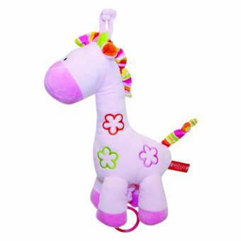 Harga Pinky Pony- Musical Pull String Toy
