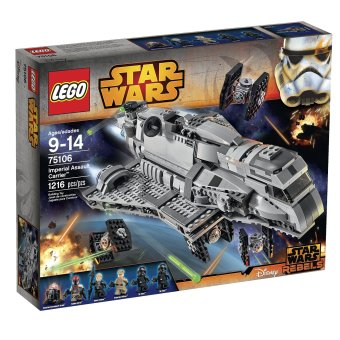 Harga LEGO 75106 Star Wars ™Imperial Assault Carrier™