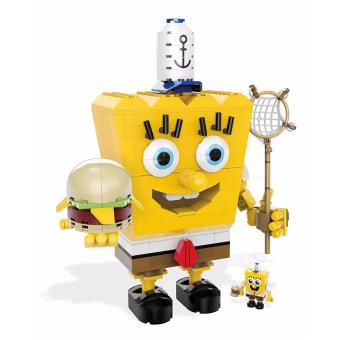 Harga Mega Bloks SpongeBob SquarePants Block Construction Set