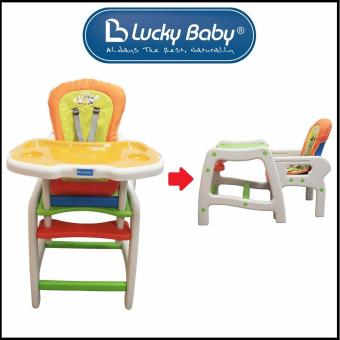 Harga Lucky Baby® 508008 Hoover™ Multiway High Chair