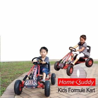 Harga Kids' Pedalling Kart/ Air-Wheeled Kart/Kids' Giant Kart (Self Assembly)