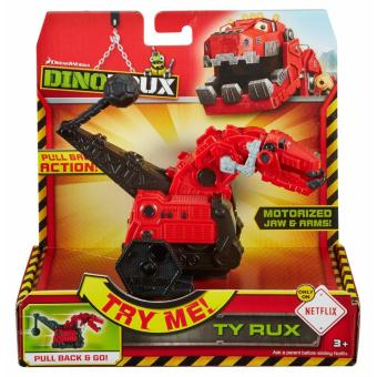 Harga Dinotrux Ty Rux Vehicle