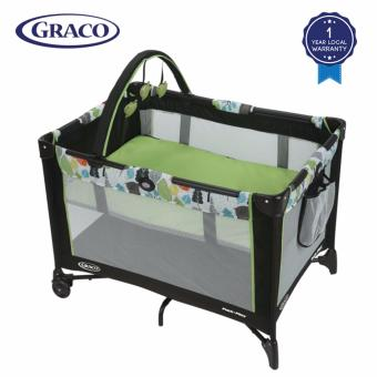 Harga Graco PNP On The Go (Bear Trail) - Local Warranty