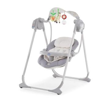 Harga Chicco Swing Polly Swing Up Silver