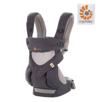 Harga [Ergobaby] 360 Cool Air Mesh Baby Carrier - Carbon Grey