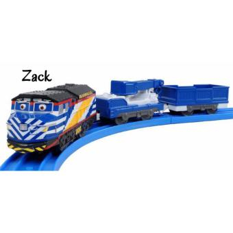 Harga TOMY Chuggington Trains - ZACK - for Trackmaster and Plarail