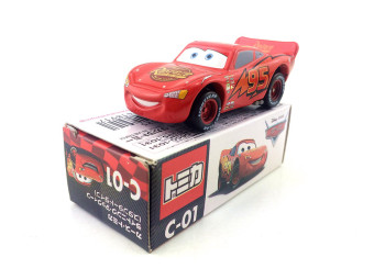 Harga TAKARA tomy card alloy car 2 children's toy car model racing cars lightning mcqueen