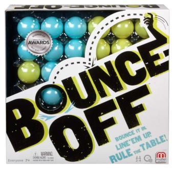 Mattel Bounce-Off Party Game New Family Fun Competition Head Balls Party Kids Toys - intl