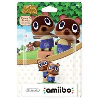 Harga Amiibo for Nintendo Action Figure Timmy+ Tommy Nook