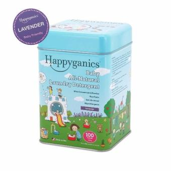 Happyganics Baby All-Natural Laundry Detergent (Lavender) 1.5kg