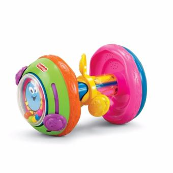 Harga Fisher-Price Bat and Crawl Rollerbar