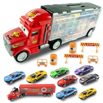 Harga uncle jimmy mcqueen truck big truck child alloy toy car simulation model