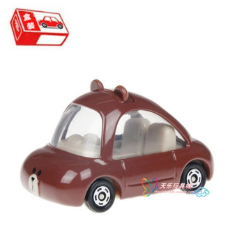 Harga How beautiful card TOMY dream tomica alloy CAR cars cartoon easily bear KORILAKKUMA
