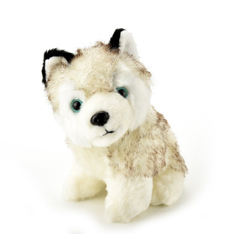 Harga Jetting Buy Plush Stuffed Husky Dog Toy 18cm