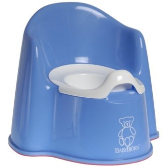 Harga Baby Bjorn Potty Chair - Blue
