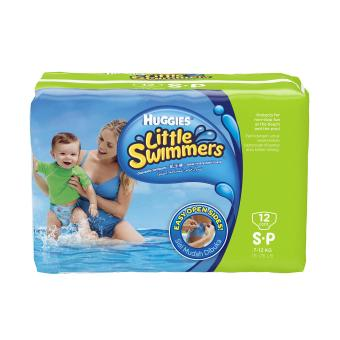 Harga Huggies Little Swimmer - S