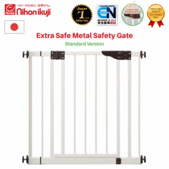 Harga nihon ikuji Extra Safe Metal Safety Gate (Standard Version)
