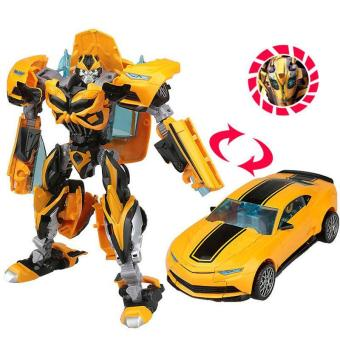 Harga Transformers Transforming G1 Autobot Mini Vehicle Bumblebee Modell NEW - intl