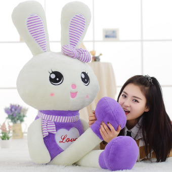 Harga Cute rabbit plush toy