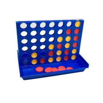 BolehDeals Four In A Row Connect Four Line Connecting Board Game Kids Interactive Toy - intl