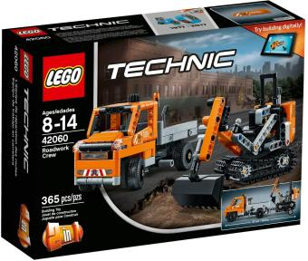 Harga LEGO 42060 Technic Roadwork Crew