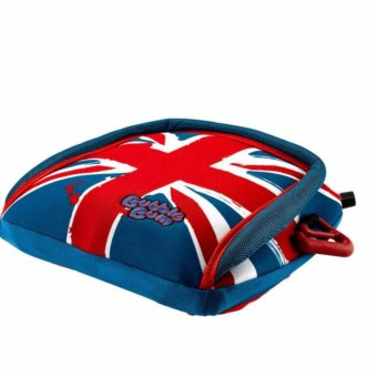 Harga BubbleBum Inflatable Booster Seat Union Jack
