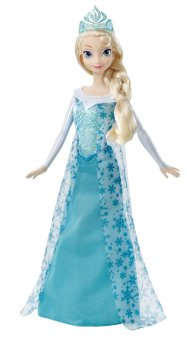 Harga Disney Frozen Sparkle Princess Elsa Doll
