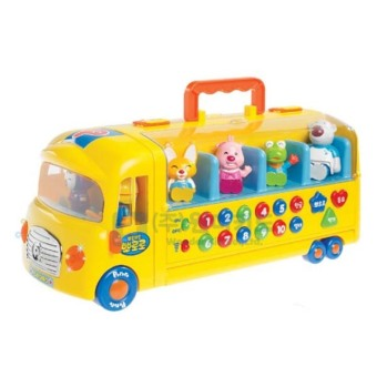 Harga Pororo and Friends Melody School Bus