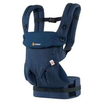 Harga Ergobaby Four Position 360 Baby Carrier – Midnight Blue