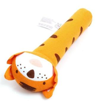 Harga Hang-Qiao Baby Cartoon Animal Developmental Stuffed Plush Toys Tiger