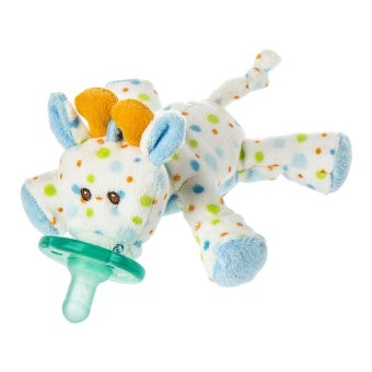 Harga WubbaNub Little Stretch Giraffe Pacifier