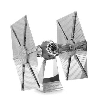 Harga DIY 3D Puzzle Assembled Model Toy Weapon Fighter - Silver