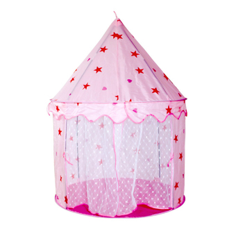 Princess Castle Tent Baby Kids Child Portable Indoor Outdoor Playhouse Toy - intl  sc 1 st  Compare Cheapest Price in SingaporeDig For More Info About The ... & For Sale Portable Pink Pop Up Play Tent Kids Girl Princess Castle ...