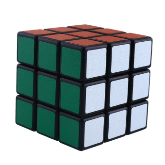 Magic ABS Ultra-smooth Speed Cube Rubik's Puzzle Creative Gift Kids Children