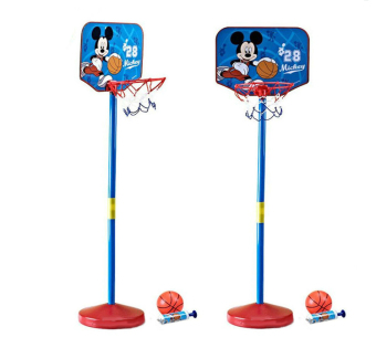 Harga Disney Adjustable Portable Basketball Board Game Toy