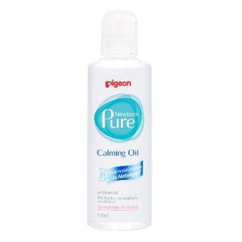 Harga Pigeon Newborn Pure Calming Oil