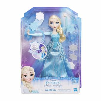 Harga Disney Frozen Snow Powers Elsa Doll