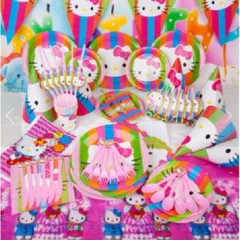 Harga Kids Party Set (Hello Kitty)