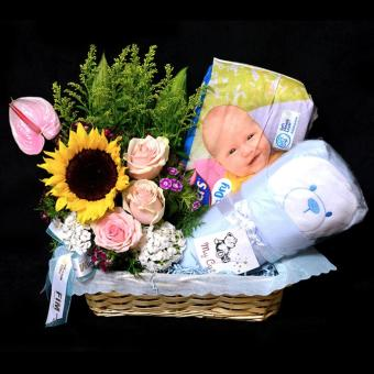 Harga New Born hamper (HP66)(Neutral)