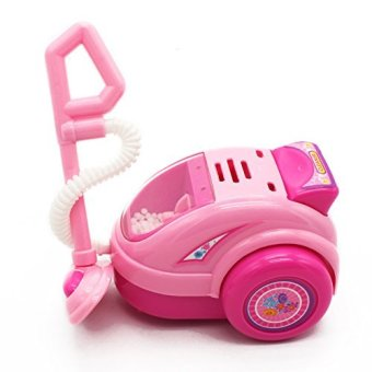 ON THE WAY Vacuum cleaner, Mini Simulation Model Toys Of Home Appliances Kids Play Toys - intl