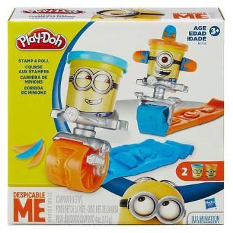 Harga Playdoh Stamp And Roll Minions