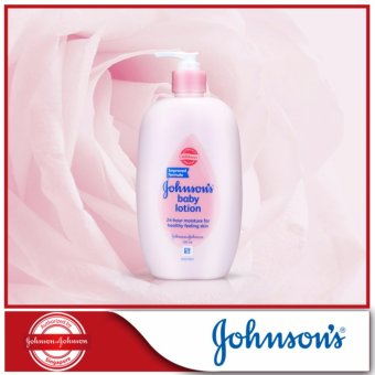 Harga Johnson's Baby Lotion Regular 500ml