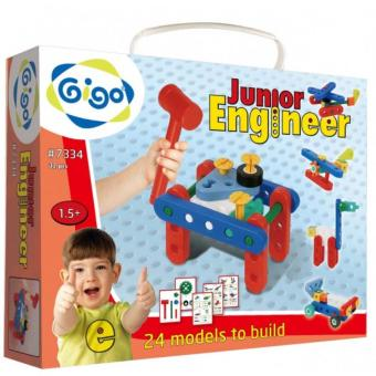 Harga Gigo 7334 Junior Engineer Tools