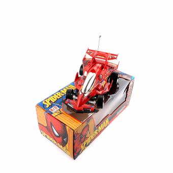 Harga Spiderman Radio Control Car