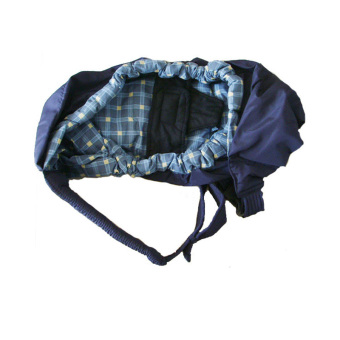 Harga PAlight Baby Cradle Pouch Infant Carrier Sling Bag (Blue)