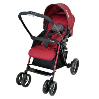 Harga Combi Mega Ride A Type Stroller MR-450C (Red)